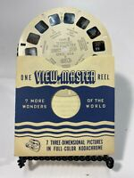 Sawyer's Tennessee The Volunteer 2 Series View-Master Reel