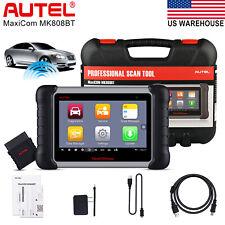 Autel MaxiCOM MK808BT OBD2 Auto Diagnostic Tool All System Scanner Better MX808