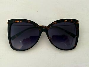 MAXMARA tortoiseshell framed sunglasses