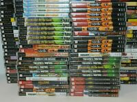 Sony PSP Games Complete Fun You Pick & Choose Video Games Good Titles 9/2!!
