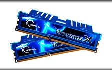 G. SKILL 16GB DDR3 2400 MHz PC3-19200 DDR3 Memory (F3-2400C11D-16GXM)