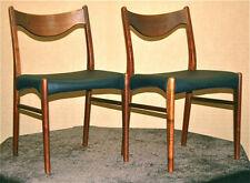 Teak Danish Modern Antique Chairs