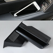 For 2008-2013 Benz W204 C-Class - 2*Front Door Armrest Storage Box container