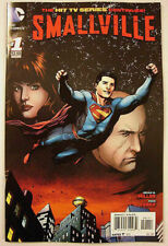 WB SMALLVILLE * SEASON 11 * Comic Book # 1 ~ FIRST ISSUE 1ST PRINT VF/NM  2012
