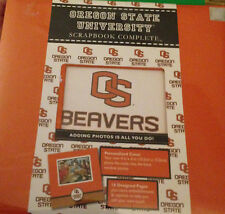 Gibson Oregon State University Complete Scrapbook Kit Tapestry by CR Collegiate!