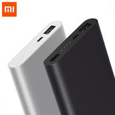 Original Xiaomi Power Bank 10000mAh Portable External Battery Powerbank Charger