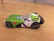 Disney Pixar 2009 Toy Story 3 Blastin' Buzz Hot Wheels Die Cast Vehicle