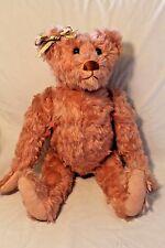 """20"""" Pink Heidi Steiner Bear"""