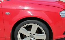 Audi A4 B7 S-line 2004-10 Front Wing Fender Panel Right Side Brilliant Red LY3J