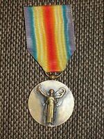Médaille de la victoire interalliée commémorative 1ere Guerre Mondiale 1914-1918