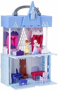 Hasbro Disney Frozen Pop Adventures Arendelle Castle Playset Elsa & Anna Figure