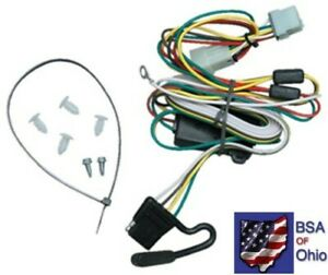 Trailer Hitch Wiring Tow Harness For Oldsmobile Silhouette Van 2002 2003 2004