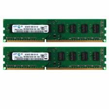 For Samsung 4GB 8GB (2x4GB) DDR3 Desktop Memory 1333 1600 Mhz DIMM RAM Lot US