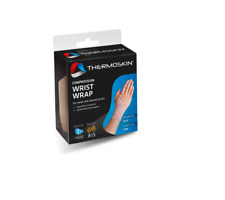 Thermoskin Elastic Wrist Wrap One Size Fits Most