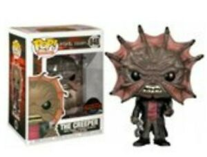 The creeper JEEPERS CREEPERS funko  pop vinyl SPECIAL EDITION #848