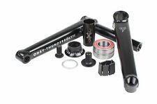 Odyssey BMX Thunderbolt+ Cranks - Black RHD 175mm + 22mm MID BB - RRP £199.99