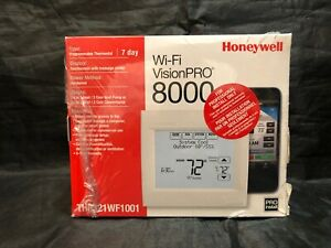 🔥 Honeywell Wi-Fi VisionPRO 8000 TH8321WF1001 Programmable Thermostat