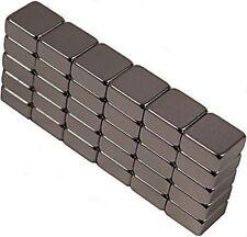 "1/4"" x 1/4"" x 1/8"" Blocks - Neodymium Rare Earth Magnet, Grade N48"