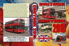 3146. Croydon UK. Buse,Trams. July 2015. Mainly in Croydon to update on the buse