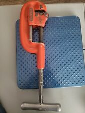 RIGID No 2A HEAVY DUTY PIPE CUTTER TOOL 1/8 TO 2 INCH A3