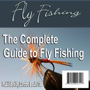 Fly Fishing for beginners on CD  (NEW) FREE POST