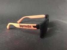 Jägermeister Sonnenbrille Brille Rudi Hirsch Stag Orange Bar NEU NEW OVP