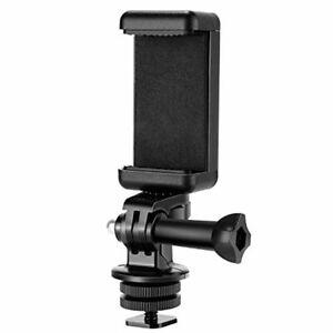 Neewer Phone Holder / Hot Shoe Mount Adapter Kit for Action Camera GoPro Hero 9