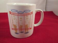 STAR TREK Kilncraft New Ceramic Coffee Cup Mug!!! ENTERPRISE CREW