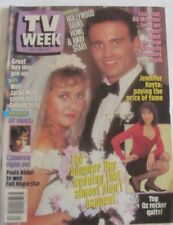 TV Week July 7 1990, Hey Hey It's Saturday Pin Up, Summer Bay, Jennifer Keyte ++