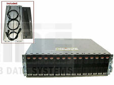 Emc 4P-Dae w/ 15 x Cx-4G15-450 450Gb 15K Fc Drives with/ Bezel Rails & Cables
