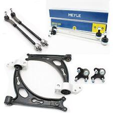 VW Golf 5V 6VI Wishbone Conjunto Delant. + Barra de Acoplamiento + Meyle 8 Tlg