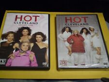 (2) Hot in Cleveland Season DVD Lot: Seasons 1 & 2    Betty White   (1) NEW
