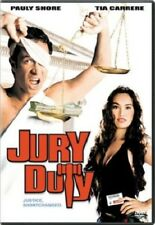 Jury Duty (DVD) LN with INSERT Rare OOP Out of Print & Hard to Find HTF MINT