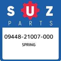 09448-21007-000 Suzuki Spring 0944821007000, New Genuine OEM Part