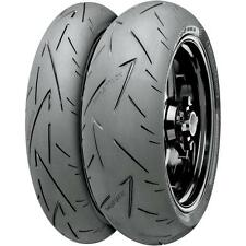 Continental - 02440270000 - Conti Sport Attack 2 K Rear Tire, 190/ 50ZR-17
