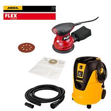 Mirka industria aspirador 1025l extractor Móvil 25liter 230V 8999000111