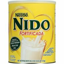 Nestlé  NIDO 56.4oz/ 3.52 lbs Evaporated Whole Dry Milk