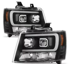 2007-2014 Chevy Tahoe LED Projector Headlights - Ships Worldwide