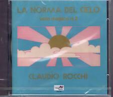 CLAUDIO ROCCHI la norma del cielo CD raro VINYL MAGIC vm 048 (anni 90) mai suon
