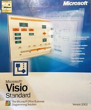Microsoft Visio Standard 2002 [Old Version]