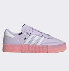 Adidas Samba Rose W - Purple / EF4966 / Womens Shoes Sneakers