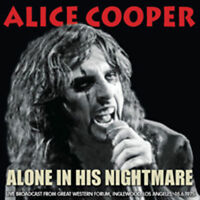 Alice Cooper - Alone in His Nightmare Neue CD