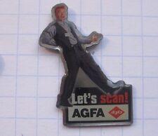 AGFA  / LET`S SCAN ......................... Foto Pin (174c)