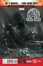 New Avengers #33 (NM)`15 Hickman/ Deodato
