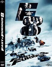 THE FAST OF THE FURIOUS 8 (DVD, Digital Copy) Movie 2017, Action / Adventure.