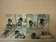 MICHAEL BOND - LOT OF 8 BOOKS - PADDINGTON'S BIRTHDAY PARTY +