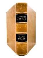 A Tramp Abroad - FIRST EDITION - Mark TWAIN 1879 - Samuel Clemens