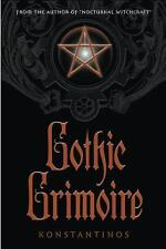 Gothic Grimoire Book ~ Wiccan Pagan Metaphysical Supply