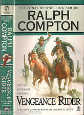 Vengeance Rider: Horse Race to Save Daughter Ralph Compton, West 50% Off 3