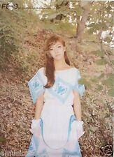 "F(X) ""ELECTRIC SHOCK - GIRL IN DRESS"" MALAYSIAN PROMO POSTER - Pop/K-Pop Music"